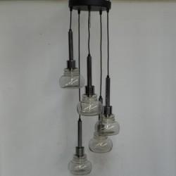 Cascade hanglamp met 5...