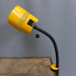 Vintage clamp lamp Fase...