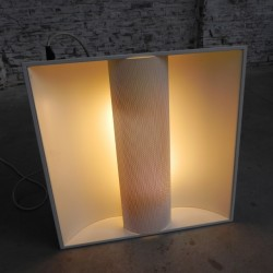 Vintage TL wandlamp,...