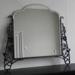 Art deco spiegel met...