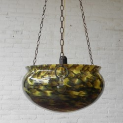 Vintage hanging lamp with...