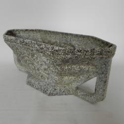 Enameled cast iron Art Deco...