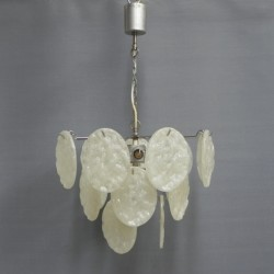 Vintage hanglamp met 18...