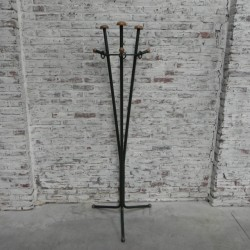 Industrial steel standing...