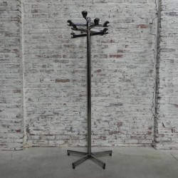 Vintage chrome standing...