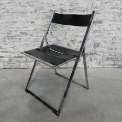 Vintage folding chair,...