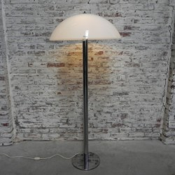 Floor lamp with large...