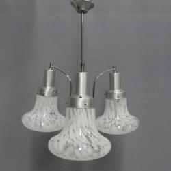 Vintage hanglamp met 3...