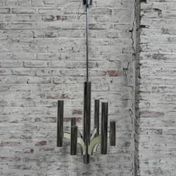 Large vintage hanging lamp...