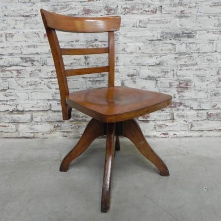 Industriele Bureau Stoel.Tilt Vintage Design Gebruikte Design Meubels En Verlichting Art