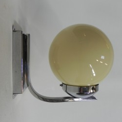 Art deco wall lamp with...