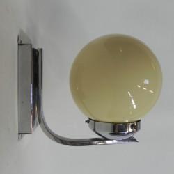 Art deco wandlamp met...