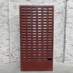 Industrial steel chest of...