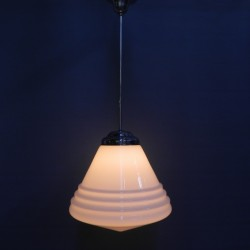 Art Deco Philips hanging lamp