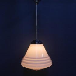 Art Deco Philips hanging lamp