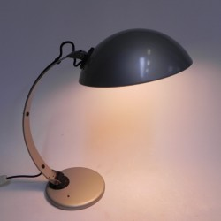 Adjustable vintage desk lamp