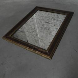 19e eeuwse spiegel 89 x 115 cm