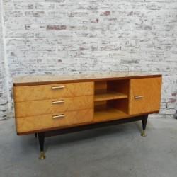 Vintage sideboard cabinet