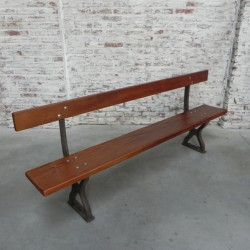 2 meter long bench with...