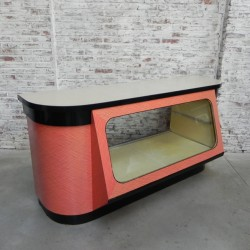 Vintage formica counter, bar