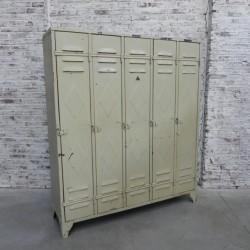 5-deurs locker Fata Belgie