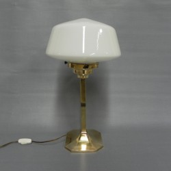 Art Deco table lamp on...