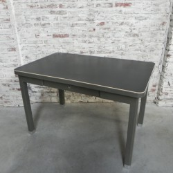 Industrial desk Metalcub