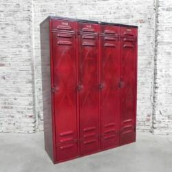 Industriële stalen locker...