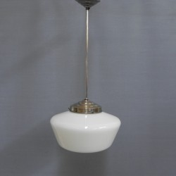 Art Deco hanging lamp with...