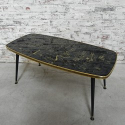 Vintage coffee table with...