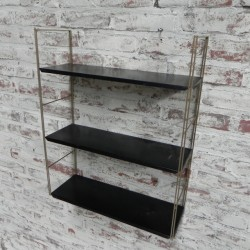 Steel vintage wall rack in...