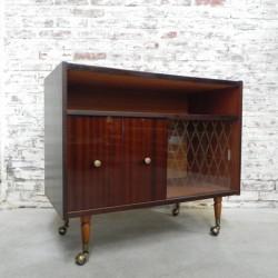 Vintage tv meubel,...