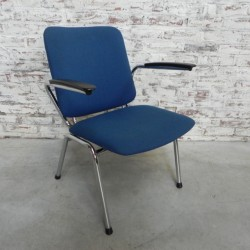 Vintage tube chair with...