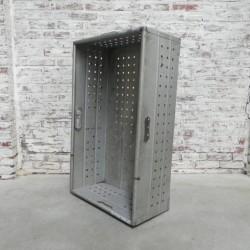 Industrial aluminum container