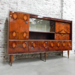 Vintage highboard, sideboard