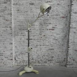 Industriele staande lamp...