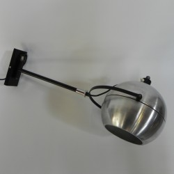Vintage wall lamp, extendable