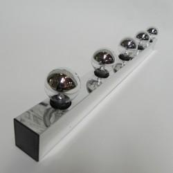 Erco Space Age wandlamp met...