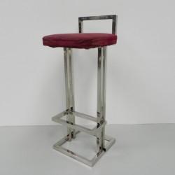 Bar stool Maison Jansen