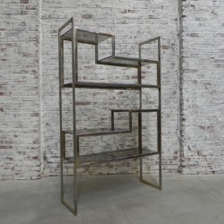 Maison Jansen shelving unit