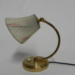 Vintage bureaulampje met...