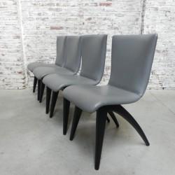 4 stoelen van Os Culemborg