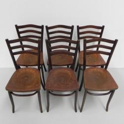 6 stoelen Luterma in...
