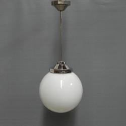 Art Deco hanglamp met grote...