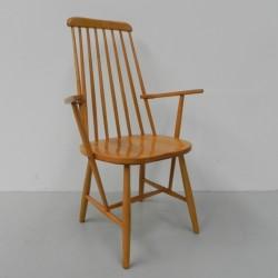 Danish bar chair in the...