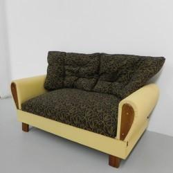 Vintage sofa, sofa bed,...