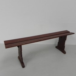 Pine bench 146 cm long