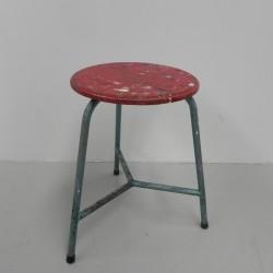 Industrial stool, tripod