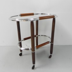 Serving trolley, with 2...
