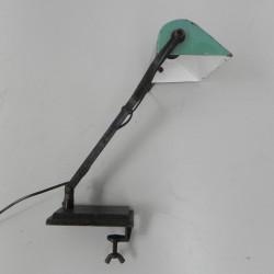 Bureaulamp, klemlamp met...